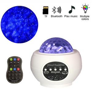LED lampe de projection Australie Bluetooth Sky Light Fixture DC5V fil USB Faire éclairage de la scène romantique avec télécommande Haut-parleur Chine