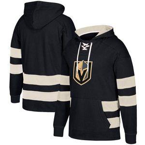 Hockey Hoodies des femmes des hommes jeunes Vegas Golden Knights Islanders de New York Jets de Winnipeg Dallas Boston Etoiles Bruins de Boston sur mesure chandails