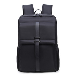 New fashion men's backpack business gifts men and women computer bags large high school students large capacity