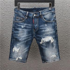 Fashion Mens Jeans Designer Jeans Mens Shorts Stylist Summer Fashion Beach Pants Mens Women Camouflage Hip Hop Short Pants