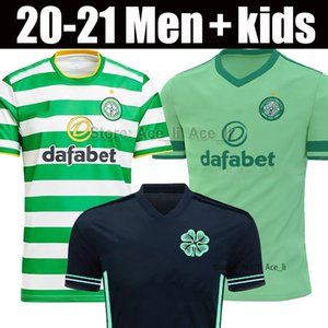 20 21 maillot de football Celtic 2020 Retro 2021 1998 98 99 05 06 noir loin Man 1999 1990 1992 United maillot de football Irlande