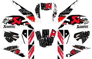 Motorcycle Sticker Decals Graphic Kit For KTM DUKE 690