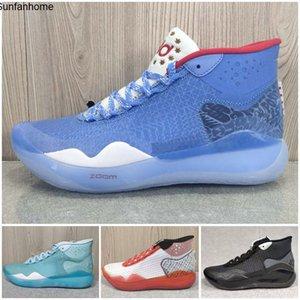 2020 Nova KD 12 XII don c all-star Venda Kevin Durant 12 sapatos Crianças Homem Basquetebol armazenar frete grátis