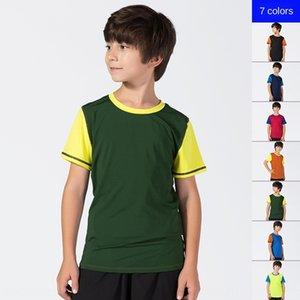 eğitim kontrast co çalışan TC5ZD Çocuk Çocuk giyim basketbol giyim erkek ve kadın spor kısa kollu basketbol Futbol