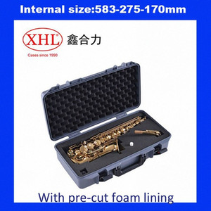 Tool case toolbox Impact resistant sealed waterproof protective case 330*234*152mm security tool equipment with pre-cut foam HNVv#