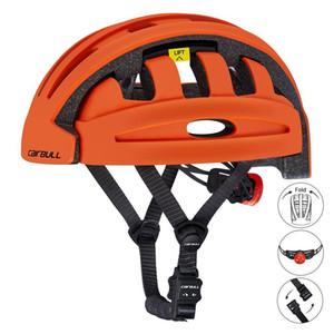 Новый Fold велосипедный шлем города и пригородной Sharing велосипед шлем велосипедный шлем 8 в диапазоне цветов Интеллектуальная система подходит 2020 T200730