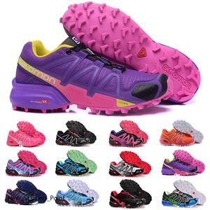 2020 New arrive Zapatillas Speedcross 3 4 Shoes Walking Speed cross women mens 3 Athletic Hiking Size 5-11 XXX85 36-40