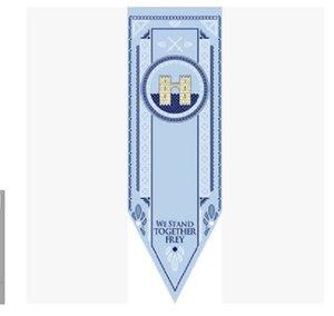 2020 sıcak satış bayrak Oyun asılı bez Şenlikli Parti boyutunu 48 * 150cm ulusal bayrak BF011 özelleştirilmiş Malzemeleri