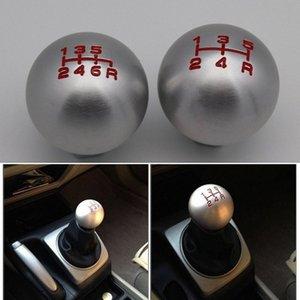 For TYPE R Fit City FD2 FN2 EP3 DC2 DC5 AP1 AP2 S2000 F20C M10x1.5 Manual 5 6 Speed Gear Shfit Knob Shifter Levers QCrK#