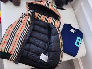 neue Herbst-Baby-Mädchen Daunenjacke Wintermode Kinder Weste Oberbekleidung Mädchen beiläufige warme Jacke für Junge Kinder Parka snowsuit