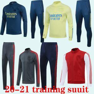 2020 2021 ARS Мужская рубашка поло Месут Жиру длинный короткий рукав костюмы футбол Джерси PEPE Тенниски тренировочные костюмы футбол куртку