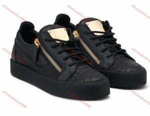 2020 xshfbcl Fashion progettista Sneaker Men Women Arena Casual Shoes Genuine Zipper Race Runner Shoes Outdoors Trainers