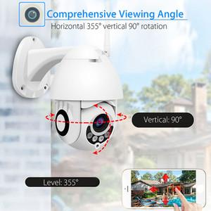 WIFI telecamera di sorveglianza 2 milioni di telecamera dome wireless 1080P scheda di rete Telecamera di sorveglianza su carta di testa wifi all'ingrosso