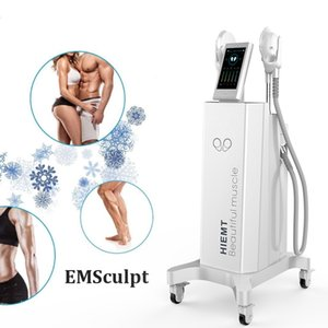 2020 Neueste Muskelstimulator Technologie EMSlim EMSCULPT Fettverbrennung Maschine TeslaSculpt High Intensity Focused Elektromagnetische Emsculpt