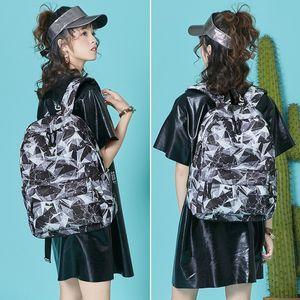 GANADOR GANADOR pareja de mujeres de la moda coreana estudiante mochila mochila mochila femenina maleBag gran capacidad de Ocio