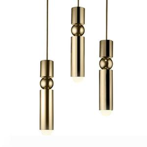 Luz pendiente moderna Mini Laskine originalidad CA 90-260V LED de la lámpara colgante norte de Europa dormitorio Estudio del Corredor Hanglamp