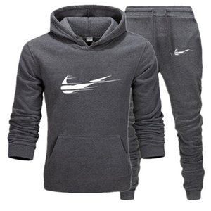 coat Designer Tracksuit fashion mens clothing 2 piece set tech Fleece Hoodie +pants Sweatshirt basketball sportswear Running Suit S-3XL