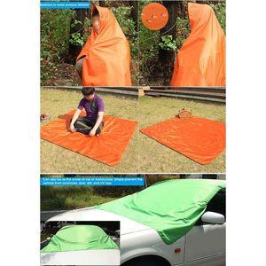 Portable Reusable Camping Hiking And Camping Camping & Hiking Mat Waterproof Dampproof Folding Outdoor Tent Picnic Floor Pad Car Motor iUuw#