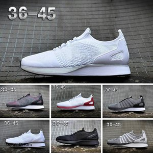 2020 discount 2018 Quality Wholesale Men Women Casual Racer Trainer Chukka Black Red Blue Grey Lightweight Breathable Walking Shoes