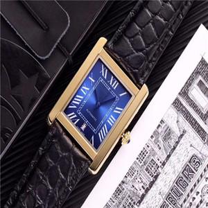 relógio dos homens, couro W5200026 Tanque Series.Cow belt.Dial tamanho 41m. espelho Sapphire, automático de qualidade relógio 3A wa automático dos homens da série tanque