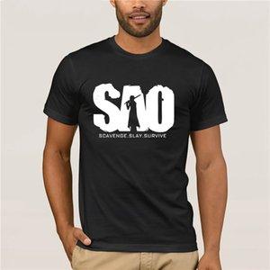 homens moda de qualidade camiseta SÃO Sword Art Online pulôver t-shirt dos homens Hoodies Sword Art Online Hoodies Moda