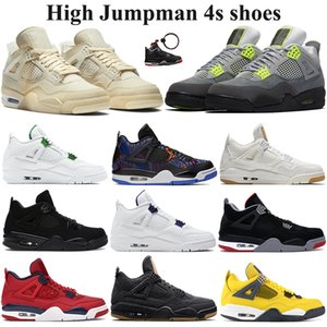 2020 Jumpman de basket-ball Chaussures blanc jeu blanc noir denim xsail hommes Royal Athletic Sneakers SE violet Neon métallique Formateurs EUR 40-47
