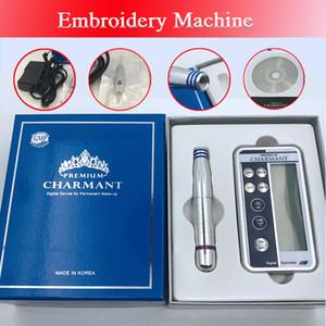 Набор панели Интеллектуального управления Профессиональных вышивок Бровь Шарман татуировка Цифровой машина для Semi-татуажа