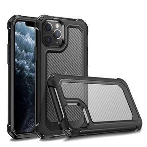 Maksimum Telefon Kılıfı iPhone 11 yanlısı xs 7 8 6 SE2 Darbeye Silikon Tampon Bırak Koruma lif dokusu deseni arka kapak