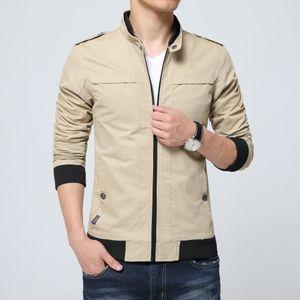 Autumn large size coat cotton collar outdoor 1610 Autumn men's large size coat cotton collar jacket men's outdoor jacket 1610
