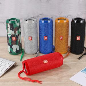 TG191 Portable Enceinte d'extérieur sans fil Bluetooth haut-parleur étanche 20W 3D musique colonne subwoofer Boom Box FM TF carte Aux