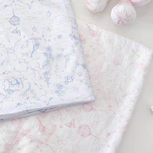 Высокое качество ребенка пеленание смазливых мальчиков животных девочек мягкое одеяло младенца Сопровождать сна хлопка Детские подарки и детское одеяло