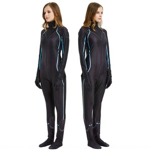 Black Widow cosplaycostume Marvel Avengers Clothing tights one-piece tights Black Widow Watch costume role play