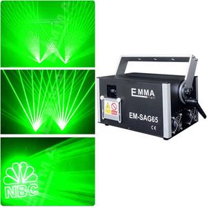1W-5W DMX512 ILDA Green Animation Beam Pattern Laser Projector Light DJ Party Show Gig Nightclub Professional Stage Lighting show