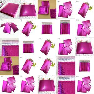 1375X11 Bubble Polymailer Padded Envelopes 1375 X 11 Inch Peel Seal Purple 50 Pack Bubble Polymailer Padded Envelopes mylovethome rZZMz