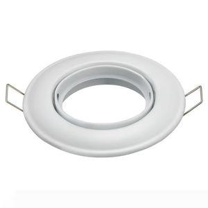 ceiling Lamp Holder MR16 Frame Iron Body GU10 GU5.3 fitting with GU10 MR16 base Socket Applied Spotlight fixture for ceiling