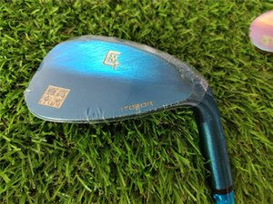 2019 ITOBORI silver blue wedge head forged carbon steel golf wedge head wood iron putter head