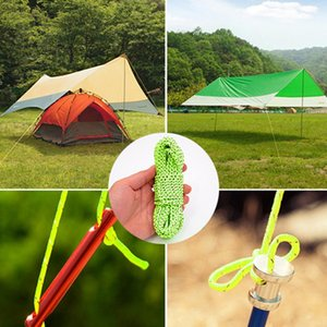 20m Multifunction Tent Rope Reflective At Night Tent Accessories Outdoor Sports Camping Hiking And Camping Camping & Hiking Hiking 25m SjCk#