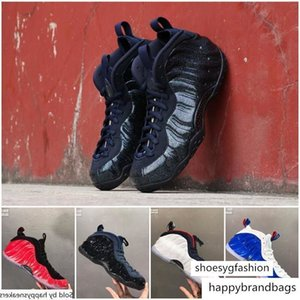 brang Cheap Best Penny Hardaway Sports Sneakers Foam One Paranorman Obsidian Glitter Mens Basketball Shoes size 7-13