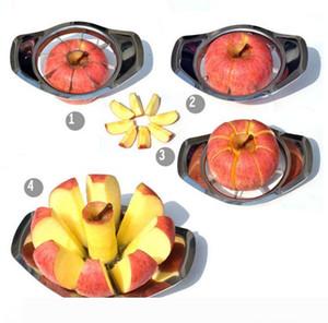 Stainless Steel Apple Slicer Vegetable Fruit Slicer Pear Cutter Slicer Kitchen Gadgets Processing Kitchen Slicing Knives Utensil Tool LSF24