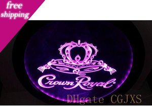 Crown Royal Rgb Led multicolore il controllo senza fili Beer Bar Pub Club della luce al neon