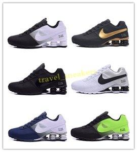 Hot Sale Designer SHOX Deliver 625 Men Running Shoes Wholesale DELIVER OZ NZ Mens Athletic Sneakers Sports Shoes TG04
