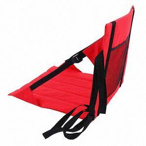Tragbare Moistureproof Picknick-Matte im Freien Camping Wandern und Camping Camping Wandern Strand Stadium Folding Sitzkissen Patio furnitu P6PV #