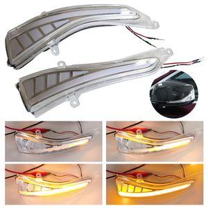 Dynamic LED señal de vuelta de luz intermitente lateral de visión trasera espejo Indicador intermitente Para Infiniti Q30 Q50 Q60 Q70 Q50L Q70L Q70S QX30