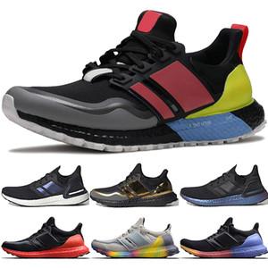 Klasik ATV Ultra 3 KONSORSİYUM ISS Dash Primeknit Koşu Ayakkabı 4 6 MTL Çekirdek Black Gold Spor Kadınlar Sneaker EG8102 EG8097 UB