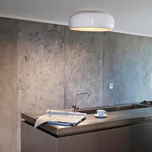 Willlustr Alüminyum tavan ışık tasarım aydınlatma 35cm 48cm 60cm beyaz siyah kaydırmak lamba oda yatak odalı otel bar restoran ofisi yaşayan dinning
