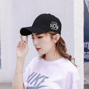 Summer new hat female Korean fashion all-match baseball baseball cap student couple Fashion Cap male outdoor sun hat