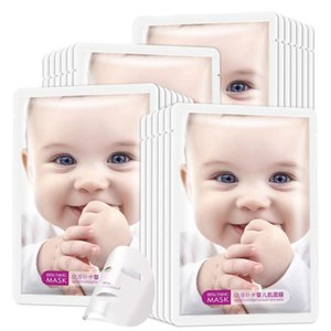 BISUTANG Baby skin Reduce sunburn Remove Wrinkles Anti-Aging Black face Skin Care Firming and soothing Mascarilla Wholesale face masks