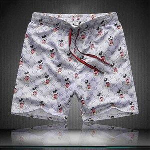 Hot Men Designer d'été court Mens Casual shorts de plage Pantalons de marque pour hommes Shorts Conseil Hommes Respirant Medusa natation en petit bassin Pan