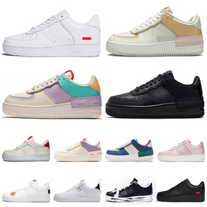 nike air force 1 shadow forces shoes af1 one n354 tipo scarpe da corsa uomo donna piattaforma Chaussures triple black white Tropical Twist sneaker da uomo