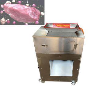 2020 Hot venda multifuncional cortador de Commerical frango congelado cubo / dice de carne grande máquina de corte / Carne cubo dicer